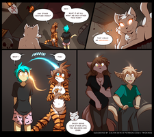Body Costume Swap by Twokinds