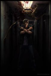 Dean Winchester - The Strength by Petite-Madame