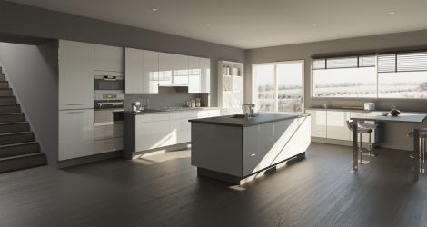 3D Kitchen by P26