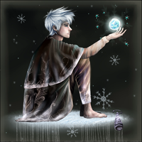 Jack Frost - Rise of the Guardians by Mikonow