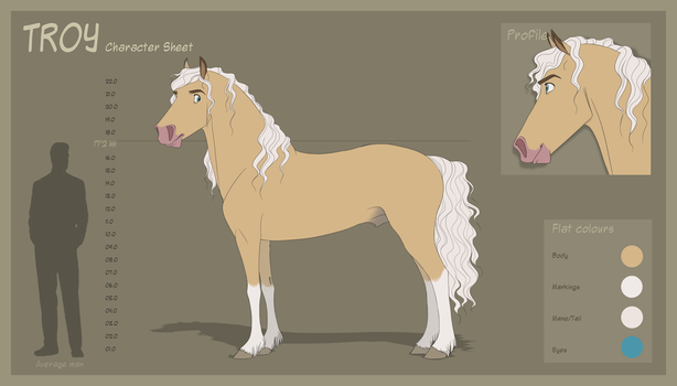 Troy - Character Sheet by Wild-Hearts