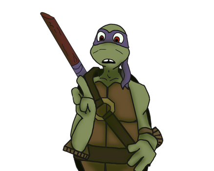 Doni TMNT by Raycat19