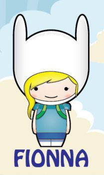 Adventure Time - Fionna by Nawledge