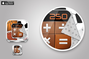 Sport betting icon by Matylly