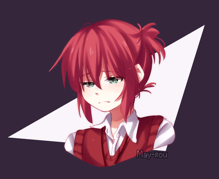Chise [Mahoutsukai no Yome] - SPEEDPAINT by May-Itou