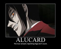 Alucard Motivator 3 by GameChibi