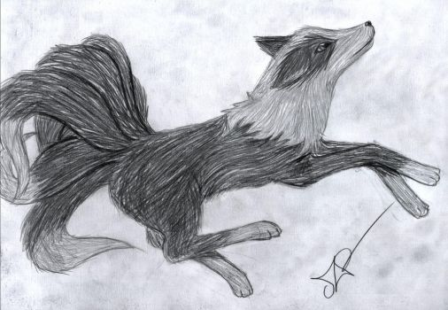 .:Six Tails:. by kirbygirl4223