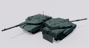 Typ 56/2000 Main Battle Tank by TheoComm