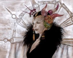 Edea by jurithedreamer
