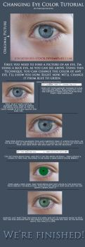 Changing Eye Color Tutorial by PoeticJustice314