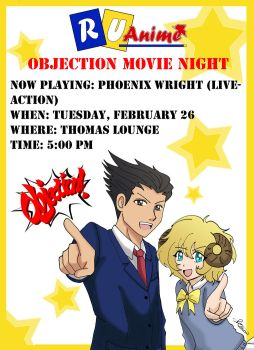 OBJECTION! by KitsxChan