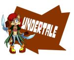 Sally Undertale outfit by TheDarkShadow1990