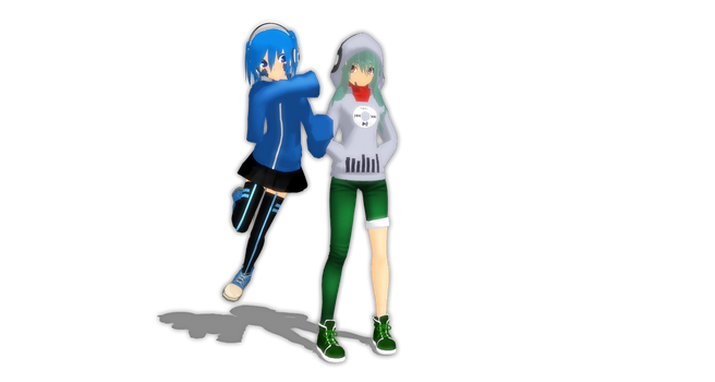 MMD Download by Vocaloidfan33