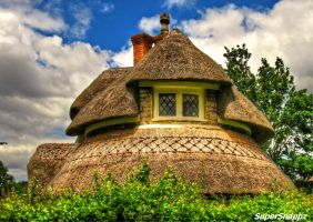 The Round Cottage by supersnappz16