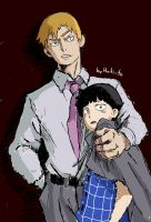 my mob by Hoti-to