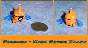 Pokemon - Wash Rotom Charm