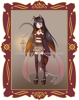 Fox Girl Adopt -OPEN- by Sweetpea-Garden