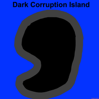 Dark Corruption Island Map by Mario1998