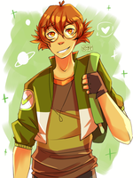Pidge / Katie Holt - Casual by leboredinlife