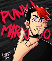 Punk!Markimoo by aileenarip
