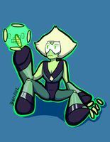 Peridot by BlueMoonHound