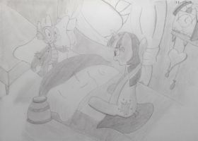 12 - Rude Awakening by UnlicensedBrony