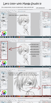 Coloring in Manga Studio 5 (part 1) by Azedarach