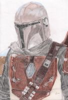 The Mandalorian by NomiDarklighter