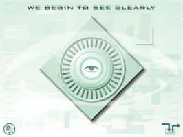 We Begin To See Clearly by Zer05um
