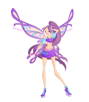 COM: Melodie Believix by DragonShinyFlame
