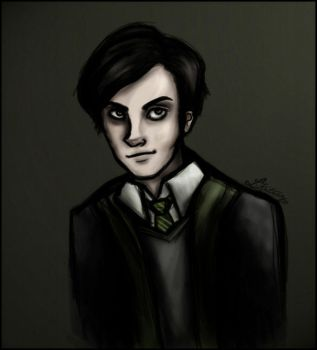 Tom Riddle by Until-The-Dark