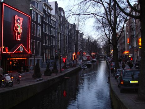 The Red Light District by Anti-Hero79
