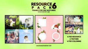 Resource Pack #6 by auliachan