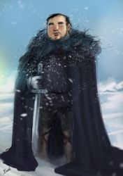 winter is coming by barelt1