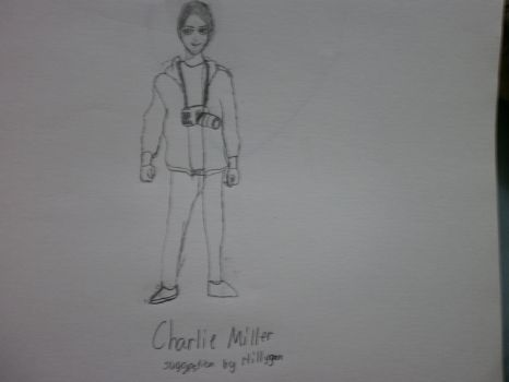 Charlie Miller suggested by Hillygon by TheCobaltAssassin