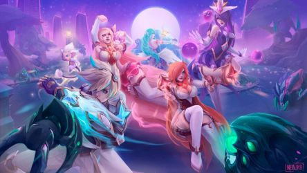 Star Guardian: Invasion by The0utlander