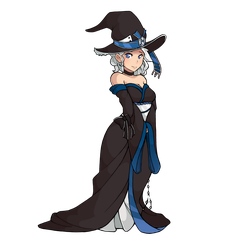 Misc - Witch Bae by MorningPanda