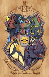 Hogwarts Pokemon League by DragonBeak