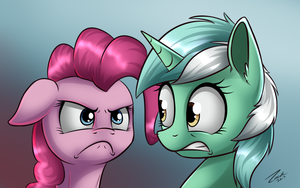 You're a Rock, Lyra by lachlan765