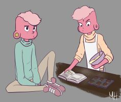 Lars in Jumpers  by MarchAlius