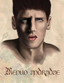 Menuo Andradae by uh-whatsthat