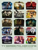 TV Series Folder Icons I by call-me-special