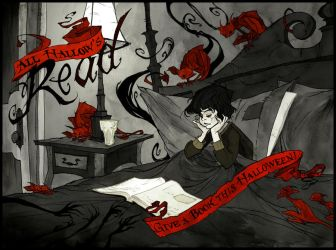 All Hallows Read 2014 by AbigailLarson