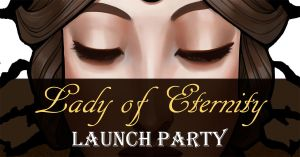 Lady of Eternity Launch Party + Giveaway! by AngelaSasser