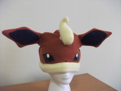 Flareon Hat by mylifeline