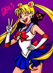 Sailormoon! by Luthie13