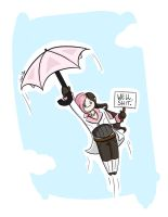 Neopolitan's Blasting Off Again by JasminSC