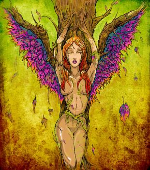 Angel of the Seven-Colored Earths by The-Infamous-MrGates