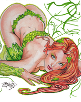 Poison Ivy by B-Richards