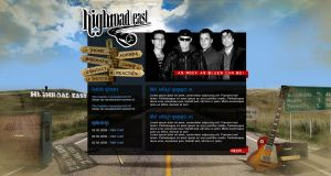 Website blues band by D72